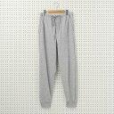 TAKEO KIKUCHI 裏ファー使いパジャマパンツ ライトグレー(011) 03(L) ワールド G87-03947