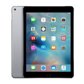 SoftBank版 iPad Air 2 Wi-Fi Cellular 64GB スペースグレイ 白ロム MGHX2J/A Apple タブレット