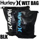 HURLEY WETBAG ハーレーウェットバックBLUEサーフィン用品 ウェットスーツバック 防水バックの画像