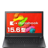 東芝直販 dynabook AZ15/TB(PAZ15TB-SNA)(Windows 10/Officeなし/15.6型 HD/Celeron 3215U/DVDスーパーマルチ/500GB HDD/ブラック)