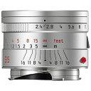 Leica ズマリットM35F2.4ASPH SILVER