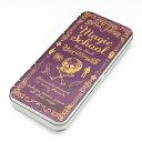 マジックブック デザイン柄 ブリキ缶 カンペンケース Magic School Gide Book