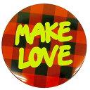 インセンティブ MEGA缶バッジメークラブ/MAKE LOVE