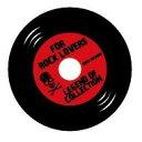 《ロックレコード/ROCK RECORD》ステッカー/塩ビ素材で耐久性も抜群!!STICKER