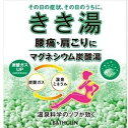 きき湯 マグネシウム炭酸湯 30g