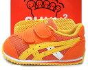 【TUB130 0904 12.0】12.0cm_オレンジ×イエロー_アイダホBABY アシックスasicsの画像