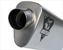 ドグフィッシュ CBR1000RR '08用 スリップオン レーシング BURN-UP DELTA