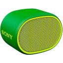 SONY ソニー SRS-XB01(G)