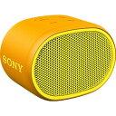 SONY ソニー SRS-XB01(Y)