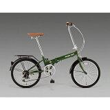 自転車の 自転車ナビ価格 : エスコ 20インチ折畳み式自転車