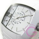 DIESEL(ディーゼル) DZ1321 ホワイト ラバー ユニセックスウォッチ 腕時計 02P04feb11 saledieselの画像