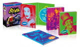 【初回限定生産】バットマン コンプリートTVシリーズ ブルーレイBOX/Blu-ray Disc/1000548392