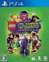 レゴ DC スーパーヴィランズ/PS4/ ワーナーブラザースジャパン PLJM16293