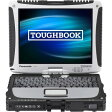 Panasonic TOUGHBOOK 19 Corei5-3610ME/ MEM4GB/ SSD128GB/ Win8.1Pro/ XGA CF-19ZE289BJ
