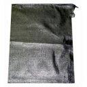 萩原工業 UVブラック土のう 48cm×62cm 200袋セット