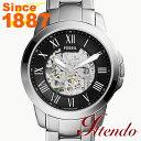 FOSSIL  腕時計 メンズ 自動巻き オートマチック グラント GRANT ME3103 FOSSIL  ME3103  サイズ調整