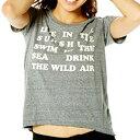ビラボン Billabong 半袖Tシャツ レディースカジュアル GRH AF013306