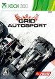GRID Autosport(グリッド オートスポーツ) XB360