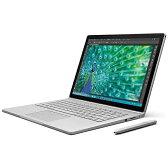 Microsoft マイクロソフト Surface book 13.5型ノートPC Office付き・Win10・Core i7・1TB・16GB・GPUモデル PA9-00006 シルバー PA900006