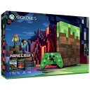 Microsoft Xbox One 日本マイクロソフト S 1TB MINECRAFT リミテット