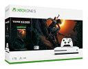 Xbox One S 1TB(シャドウ オブ ザ トゥームレイダー同梱版)/XBO// Microsoft 日本マイクロソフト 234-00789
