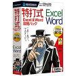 ソースネクスト 特打式 Excel&Word攻略パック Office2016対応版 200410