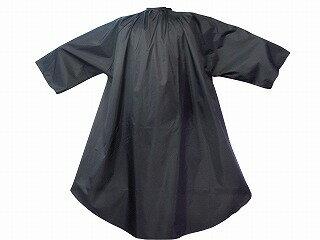 071 袖付ヘアダイクロス ブラック