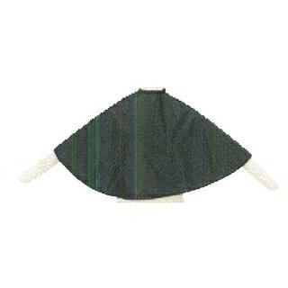 エクセルNo.333 リバーシブルケープ ブラック