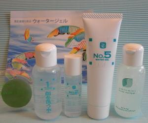 顔を洗う水 顔を洗う水シリーズ トライアルセット