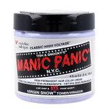 manic panic マニックパニック マニックパニックヘアカラー ヴァージンスノー MC11033 118ml