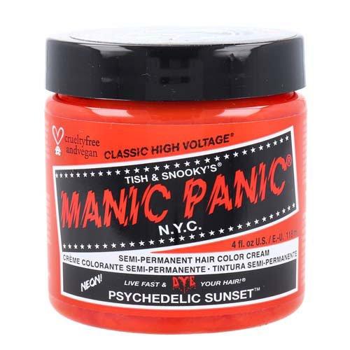 MANIC PANIC マニックパニック ヘアカラー サイケデリックサンセット