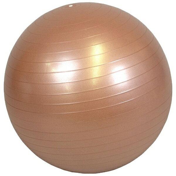 ラッキーウエスト バランスボール YOGA BALL アンチバーストタイプ ゴールド/φ55cm LW-BA327