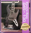 BACCHUS EB Strings BBS45-5 45-130 5弦用エレキベース弦