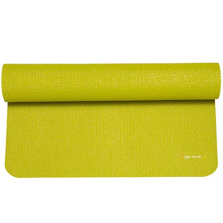 Yogaworks ヨガワークス ヨガマット6mm オリーブ YW11121-13