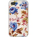 Colla Born Design case for iPhone 4/4S Floral patterns21B # CB-I4-046