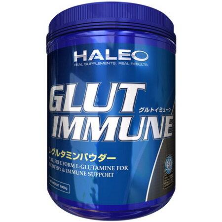 株式会社ボディプラス HALEO GLUTIMMUNE グルトイミューン 1000g