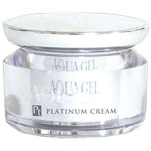 ラ・シンシア アクアゲルプラチナPTコロイドクリーム 45g