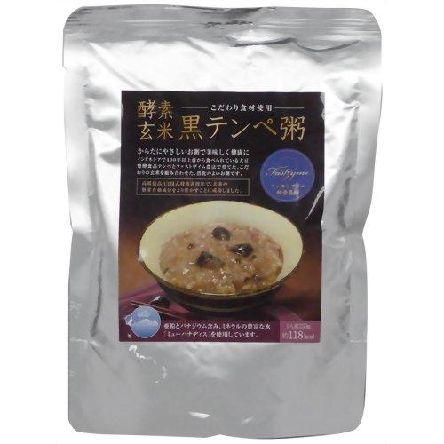 酵素玄米黒テンペ粥 250g×12袋