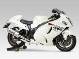 GSX1300R HAYABUSA ハヤブサ YOSHIMURA ヘプタフォース サイクロン ステンレスエンド エクスポートスペック スリップオンマフラー