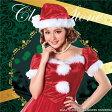 エアリースカートサンタ (クリスマス コスチューム コスプレ サンタ 衣装)