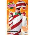 キャンディマン (かぶりもの クリスマス コスチューム コスプレ 衣装)