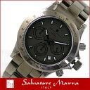 サルバトーレマーラ セラミッククロノグラフ SM12117-GY メンズ腕時計