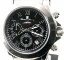 サルバトーレマーラ セラミッククロノグラフ SM12117-BKR メンズ腕時計