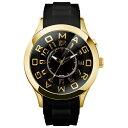 ロマゴ デザイン(ROMAGO DESIGN) 腕時計 メンズ/レディース Attraction series(アトラクションリーズ)RM015-0162PL-GDBK