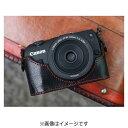 CIESTA CSJ-EOSM-11 本革速写ケース for Canon EOS M ブラック/レッド
