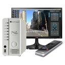 システム・ケイ ネットワークビデオレコーダー NVR-204 HDD1TB +21.5型モニターセット NVR-204 HDD1TB +モニターセット