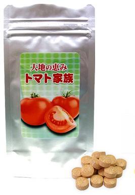 大地の恵み トマト家族 36.0g (400mg×90粒)