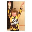 TEAM STRIDER チームストライダー モトクロスジャージ イエロー(YELLOW) サイズ: 4歳用