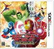 ディスクウォーズ:アベンジャーズ アルティメットヒーローズ 3DS
