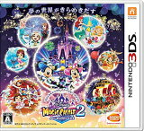 ディズニー マジックキャッスル マイ・ハッピー・ライフ2/3DS/CTRPBD2J/A 全年齢対象